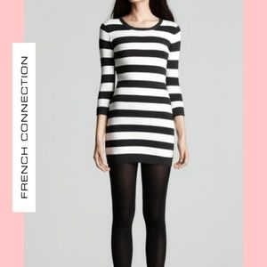 🎃French Connection Bambi Bodycon Sweater Dress
